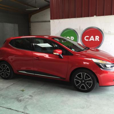 Clio 4 rouge